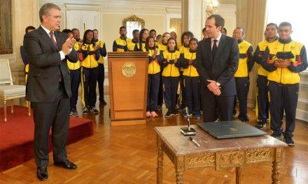 Liderar la creación del Ministerio del Deporte y realizar los mejores Juegos Nacionales en 2019, retos de Ernesto Lucena al frente de Coldeportes