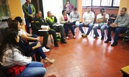 Proceso de habitabilidad y convivencia liderado por la erum contará con el apoyo de diferentes instituciones municipales y departamentales