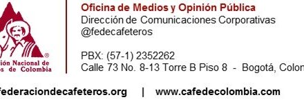 La Federación Nacional de Cafeteros de Colombia ofrece a todos los cafeteros la garantía de compra,