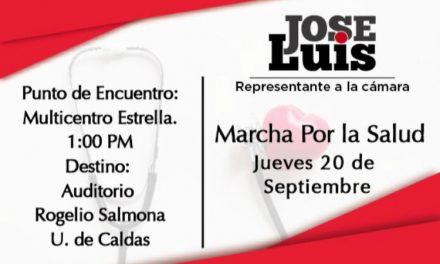 INVITACION AUDIENCIA PUBLICA REFORMA DE SALUD H.R. JOSE LUIS CORREA