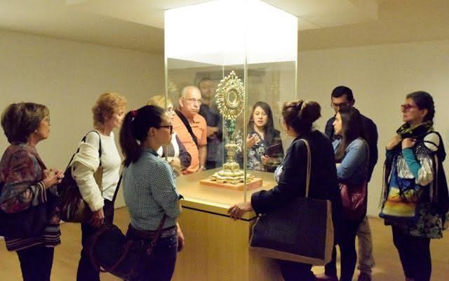Patrimonio religioso en el arte