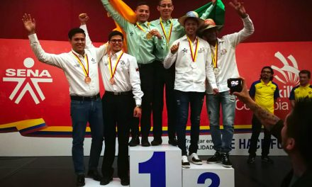 Boletín de Prensa – Tercer oro para Caldas en WorldSkills Colombia