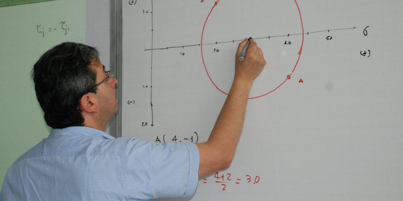 Primera Olimpiada de Matemáticas en Caldas
