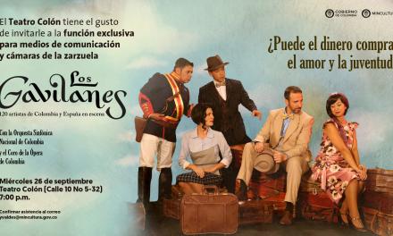Mañana invitación Función Exclusiva para medios 'Los Gavilanes'
