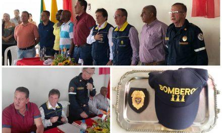 PRENSA UNGRD 174 – DIRECTOR DE LA UNGRD, CONDECORADO POR EL CUERPO DE BOMBEROS DE SANTANDER DE QUILICHAO