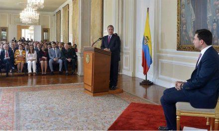 El reto de la Controlaría es el reto que queremos todos los colombianos, derrotar la corrupción: Presidente Duque