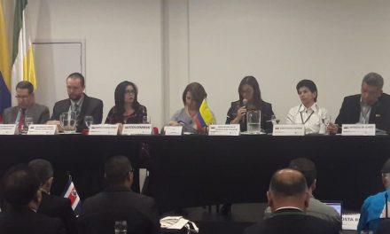 COLOMBIA, ESCENARIO DEL PRIMER FORO INTERNACIONAL DE REDES SISMOLÓGICAS, AMENAZA SÍSMICA Y GESTIÓN DEL RIESGO DE DESASTRES