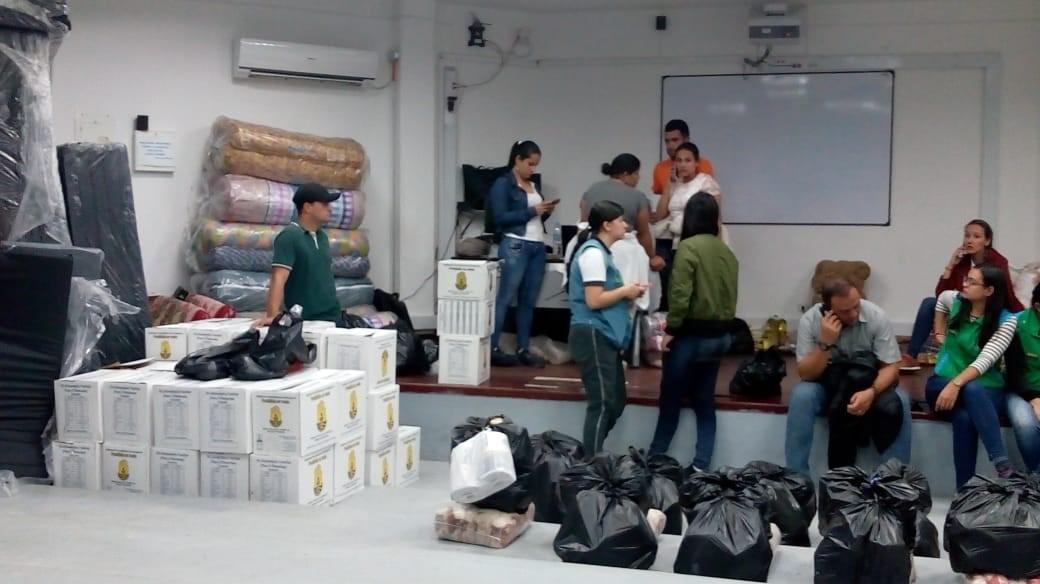 COLOMBIA Y CALDAS SE MOVILIZAN PARA AYUDAR A LOS DAMNIFICADOS DE LA TRAGEDIA EN MARQUETALIA. GOBIERNO DE CALDAS CONTINÚA SU ACOMPAÑAMIENTO A LOS FAMILIARES DE LAS VÍCTIMAS Y A QUIENES LO PERDIERON TODO EN EL MUNICIPIO DEL ORIENTE