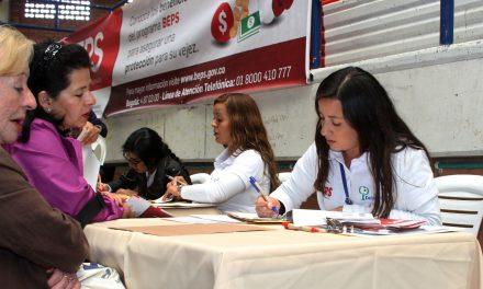 Programa BEPS de Colpensiones recorre el Eje Cafetero con talleres de ahorro