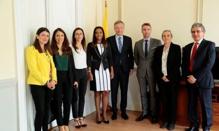 Francia y Colombia avanzan en su agenda de cooperación estratégica