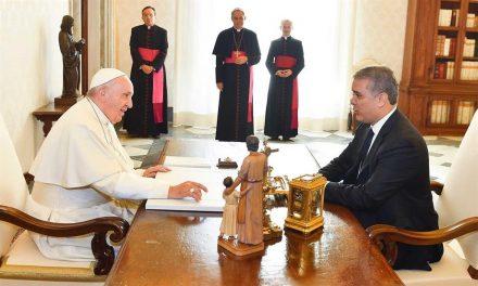 El mensaje del Papa Francisco al Presidente Duque: persistir en la unidad de los colombianos