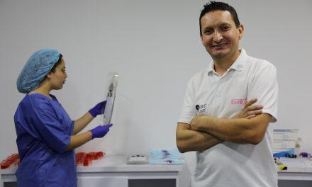 Dispositivos médicos fabricados 100% en Colombia son de emprendedor manizaleño