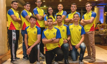 Dos caldenses integran la selección de aprendices SENA WorldSkills Américas 2018 que viajó a Chile.