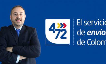 Carlos Andrés Rebellón, nuevo gerente de 4-72