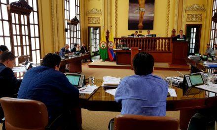 Asamblea de Caldas finaliza su periodo de sesiones Ordinarias vigencia 2018