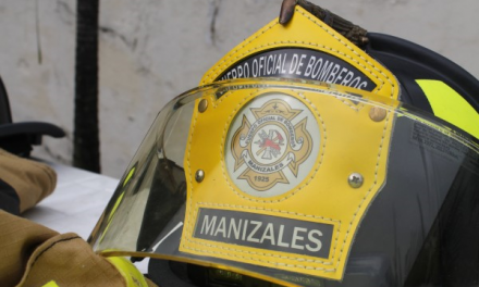 CUERPO DE BOMBEROS DE MANIZALES, ATENDIÓ 452 SITUACIONES EN OCTUBRE