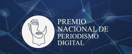 Acreditación para cubrimiento Premio Nacional de Periodismo Digital