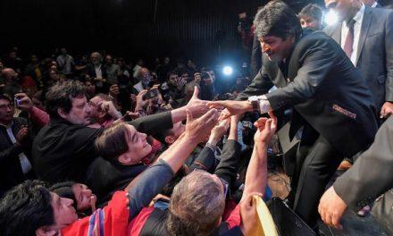 • Evo Morales comienza a perder el apoyo de los pueblos indígenas