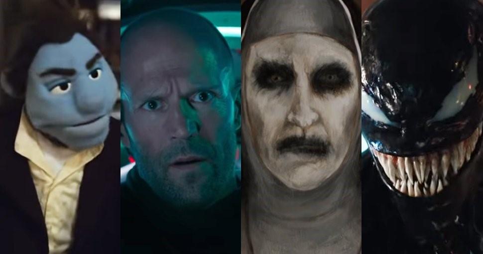 ¿Estas son las 10 peores películas de 2018?