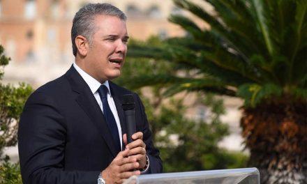 Comunicado del Gobierno de Colombia