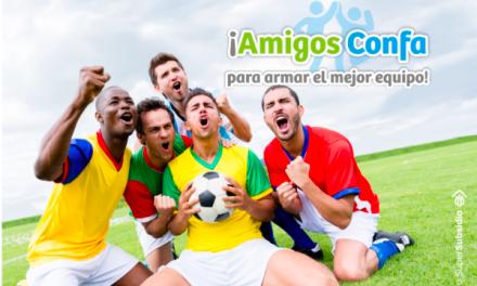 Confa abre las inscripciones para los Torneos de Fútbol sabatinos y dominicales