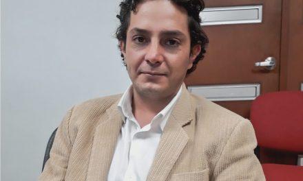Posesión del funcionario Marcelo Gutiérrez Guarín como secretario de Educación de Caldas