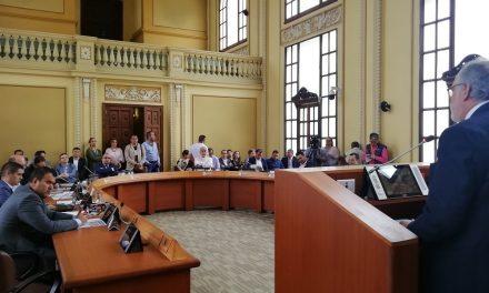 Hoy clausura de las sesiones extras de la Asamblea de Caldas