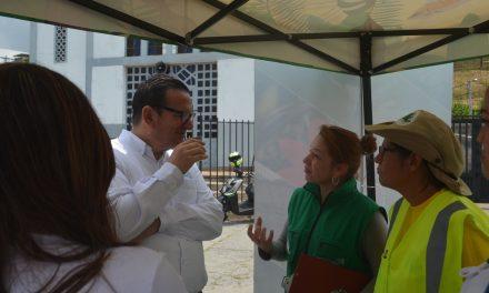 """Alrededor de 400 habitantes de Pío XII y sector Zafiro de Manizales participaron en """"Corpocaldas en tu Barrio"""""""
