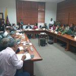 GENERAR UN DIÁLOGO ENTRE TITULARES MINEROS Y MINEROS DE ANSERMA Y QUINCHÍA (RISARALDA) PARA LOGRAR LA FORMALIZACIÓN ES PRINCIPAL LOGRO DE LA MESA TÉCNICA INSTERINSTITUCIONAL DE MINERÍA EN MANIZALES. DEPARTAMENTO DE PROSPERIDAD SOCIAL PRESENTÓ OFERTA LABORAL PARA LA RECONVERSIÓN