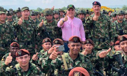 Recuperar la autoridad y presencia institucional en todo el país, ejes de la Política de Defensa y Seguridad del Gobierno del Presidente Iván Duque