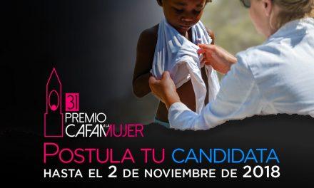 Ludirlena Pérez Carvajal es la representante de Caldas al Premio Cafam a la Mujer 2019