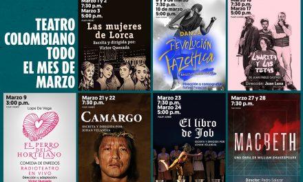 Con 'Las mujeres de Lorca' se estrena temporada de teatro colombiano en el Colón