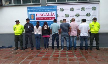 """OPERACIÓN LOS """"CAUCANOS""""   DESARTICULADA RED DE TRÁFICO DE ESTUPEFACIENTES QUE DISTRIBUIA EN VARIAS CIUDADES DEL  PAÍS"""