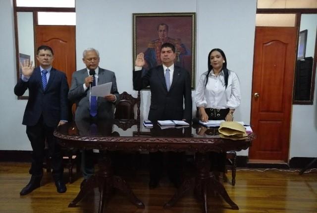PARTIDO CONSERVADOR DE CALDAS ELIGE PRESIDENTE