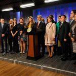 Presidente Duque agradece respaldo del Partido Conservador al Plan Nacional de Desarrollo, la política de seguridad y el liderazgo ante la crisis venezolana