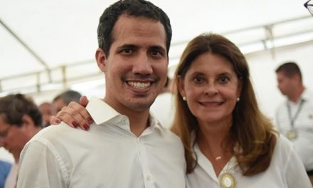 Vicepresidenta acompaña salida de caravana humanitaria hacia Venezuela