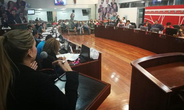 Concejales de Manizales resaltaron la   labor que viene realizando el Centro de Recepción de Menores