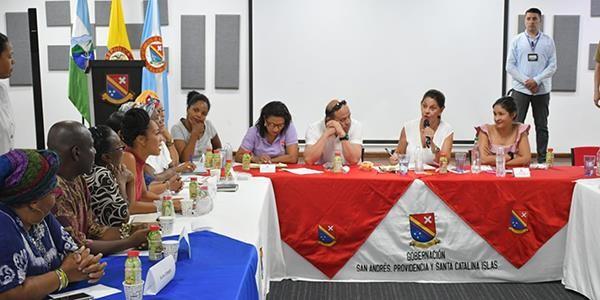 Compromiso sin exclusiones pide Vicepresidenta para San Andrés