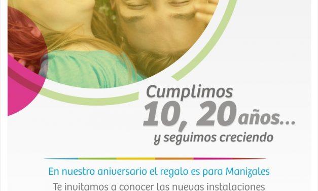 Invitación a conocer nuevas instalaciones IPS Confa Salud