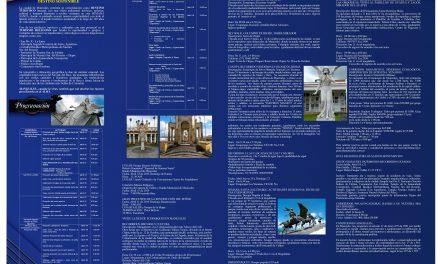 Imágenes de la programación de Semana Santa, Instituto de Cultura y Turismo.