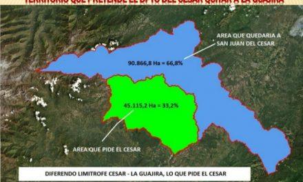 Las COT del Congreso aprueban propuesta del IGAC del límite entre Cesar y La Guajira