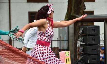 Bailatón Retro Confa puso a latir el corazón de los manizaleños.