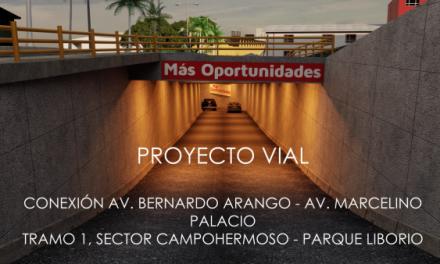 EL PROYECTO VIAL CONEXIÓN AV. BERNARDO ARANGO – AV. MARCELINO PALACIOS YA TIENE CONTRATISTAS
