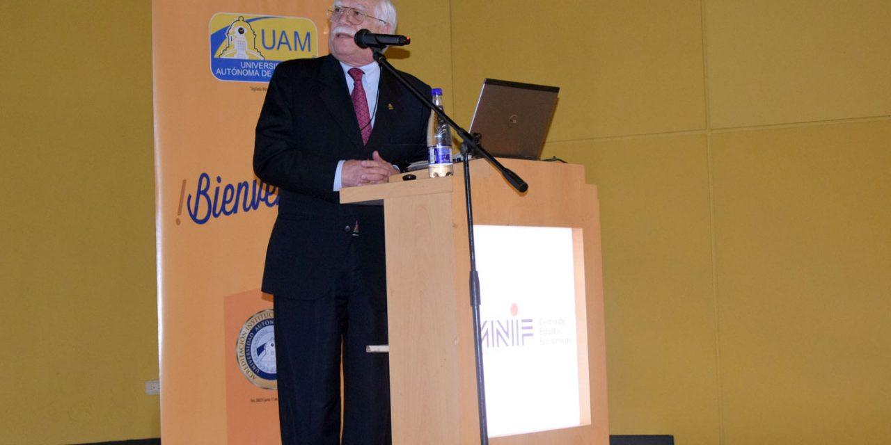 Rector de la UAM hace un repaso de la economía colombiana