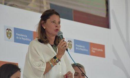 """""""La reconstrucción de Mocoa debe terminar antes de cuatro años"""": Vicepresidenta"""
