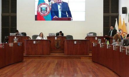 Con hipnotistas e ilusionistas, se dio por instalado el segundo período de sesiones ordinarias en el Concejo de Manizales
