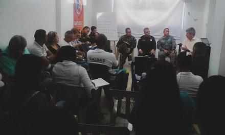 Ejército evalúa escenarios de riesgo para los líderes sociales en Caldas