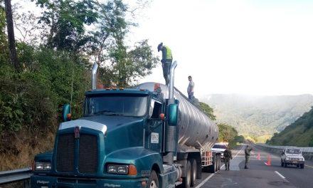 Autoridades caldenses decomisan insumos para procesamiento de Cocaína