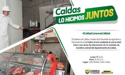CALDAS LO HICIMOS JUNTOS