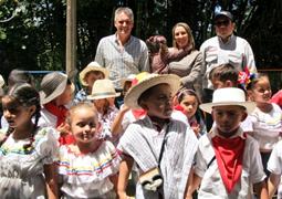 Rionegro construye cuatro Centros de Desarrollo Infantil, restaura la casa CincoPasitos y aumenta en 156% la cobertura en primera infancia.